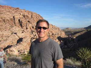 Greg at Red Rock