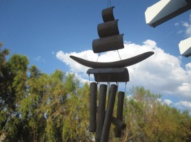 Boat Wind Chime