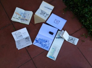 LV Downtown Sketchers-The Construction of Creativity