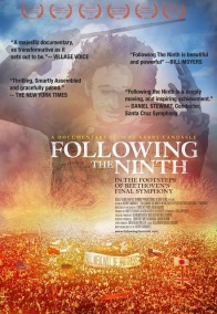 Following the Ninth Poster