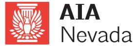AIA Nevada Logo