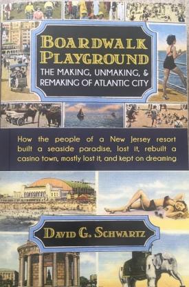 David G. Schwartz - Boardwalk Playground Cover